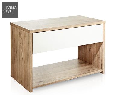 living style sitzbank flur im angebot bei aldi s d kw 6 ab 5. Black Bedroom Furniture Sets. Home Design Ideas