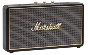 Marshall Stockwell Bluetooth-Lautsprecher • Real Angebot