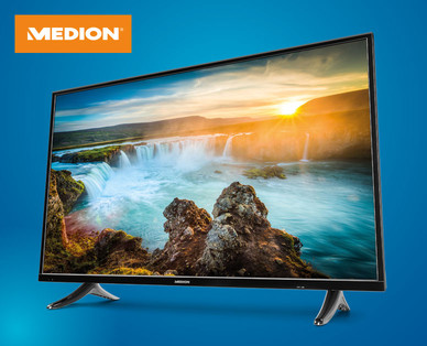 Medion Life X14900 Ultra HD Smart-TV Fernseher mit LED-Backlight