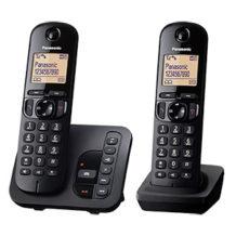 Panasonic KX-TGC222GB Duo DECT-Telefon im Angebot » Kaufland 1.2.2018 - KW 5