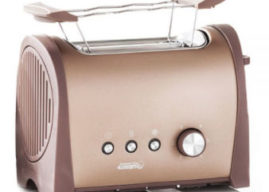 PowerTec Kitchen Supreme Edelstahl-Toaster im Angebot bei Norma [KW 4 ab 24.1.2018]