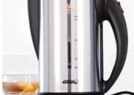 PowerTec Kitchen Supreme Wasserkocher im Angebot bei Norma [KW 4 ab 24.1.2018]