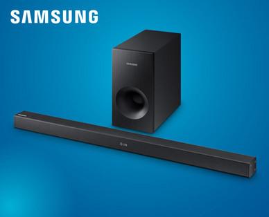 Samsung HW-K335/ZG 2.1 Bluetooth-Soundbar im Real Angebot 29.7.2019 | KW 31