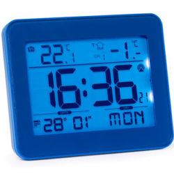 Sempre Funkwecker mit Temperaturstation: Hofer Angebot ab 28.1.2019 - KW 5