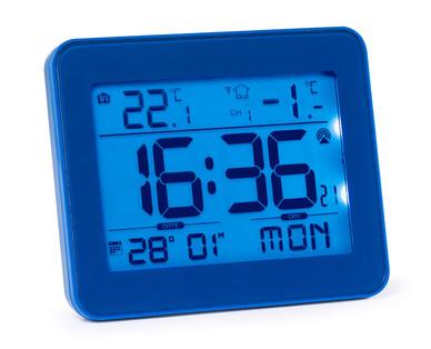 Sempre Funkwecker mit Temperaturstation