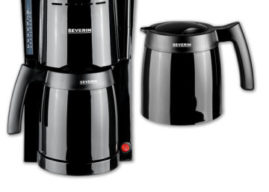 Severin KA 9234-114 / KA 9233-116 Kaffeeautomat im Angebot bei Penny Markt [KW 4 ab 25.1.2018]