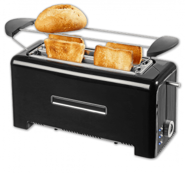Tec Star Home Toaster Family im Angebot bei Penny Markt [KW 4 ab 25.1.2018]