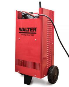 Walter 12V / 24V Kfz-Batterieladegerät im Angebot bei Norma [KW 4 ab 22.1.2018]