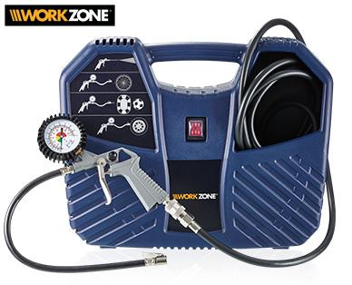 Workzone Mobiler Kompressor