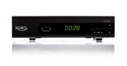 XORO HRS 8659 HDTV-SAT-Receiver im Angebot bei Real [KW 4 ab 22.1.2018]