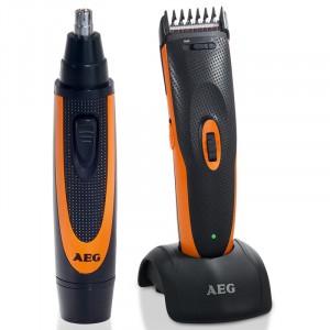 AEG HSM R 5597 NE Profi-Haar- und Bartschneide-Set