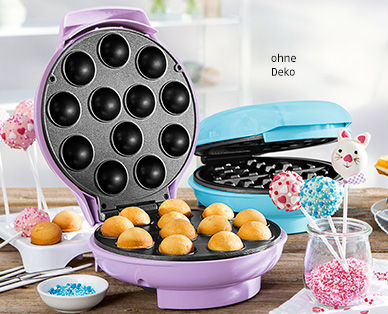 Quigg 3 in 1 Waffeleisen 3 Backplatten Poffertjes Waffelstangen Wintermotive