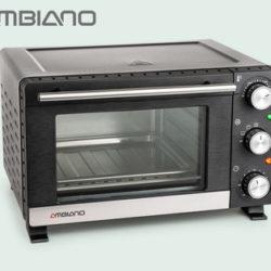 Hofer 4.3.2019: Ambiano Mini-Backofen im Angebot