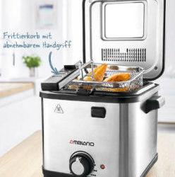 Ambiano Mini-Fritteuse: Aldi Süd Angebot ab 14.2.2019