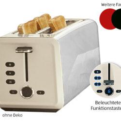 Ambiano Retro-Toaster: Aldi Süd ab 28.2.2019 - KW 9