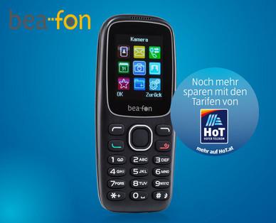 BeaFon C65 Mobiltelefon im Hofer Angebot ab 19.6.2019