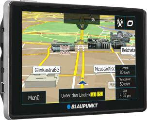 Kaufland 30.8.2018: Blaupunkt TravelPilot 53 Gamma CE LMU Navigationssystem im Angebot