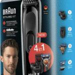 Braun Styling Kit SK300 Rasierer im Kaufland Angebot [KW 9 ab 1.3.2018]