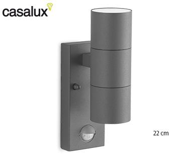 Casalux LED-Außenleuchte mit Bewegungsmelder im Angebot bei Aldi Süd [KW 8 ab 22.2.2018]