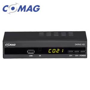 Comag DKR 40 HD DVB-C PVRready HDTV-Kabel-Receiver: Real Angebot ab 23.7.2018 – KW 30