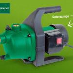 Gardenline Gartenpumpe im Angebot » Hofer + Aldi Schweiz 27.2.2020 - KW 9
