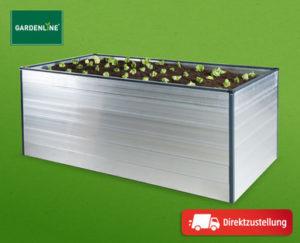 Gardenline Hochbeet Aluminium Hofer Angebot Ab 13 9 2018 Kw 37