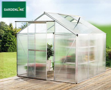 Gardenline Profi-Gewächshaus: Hofer Angebot ab 12.9.2019 - KW 37