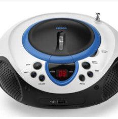 Lenco SCD-38 USB Stereo-CD-Radio im Real Angebot