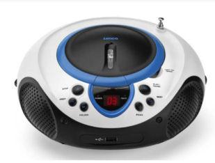 Lenco SCD-38 USB Stereo-CD-Radio im Angebot bei Real [KW 6 ab 5.2.2018]