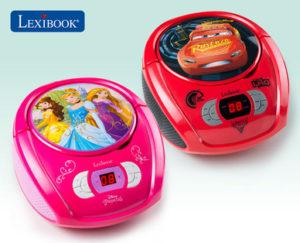 lexibook rcd108 kinder radio mit cd player im hofer. Black Bedroom Furniture Sets. Home Design Ideas