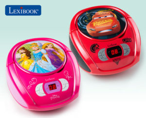Lexibook Kinder-Radio mit CD-Player
