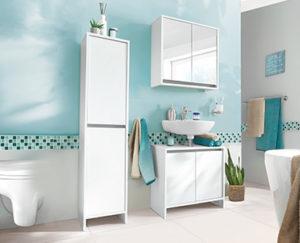Living Style Badezimmer-Set 3-teilig
