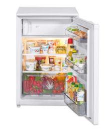 Luxor Kühlschrank KS 140 A++ LUX im Angebot bei Real ab 2.9.2019