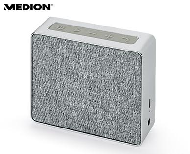 Medion Life E61164 Bluetooth-Lautsprecher im Retro-Look