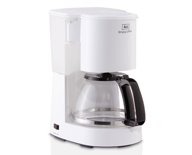 Melitta SimplyCoffee Kaffeemaschine im Aldi Süd Angebot [KW 9 ab 1.3.2018]