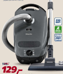Miele Classic C1 Jubilee Ecoline Bodenstaubsauger im Real Angebot