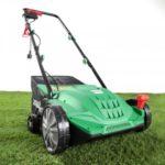 PowerTec Garden Elektro-Vertikutierer und Rasenlüfter im Angebot bei Norma [KW 8 ab 21.2.2018]