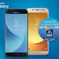 Samsung Galaxy J7 2017 DUOS Smartphone im Angebot » Hofer 28.2.2018 - KW 22