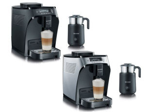 Severin Piccola Induzio Kaffeevollautomat + Milchaufschäumer im Lidl Angebot [KW 9 ab 1.3.2018]
