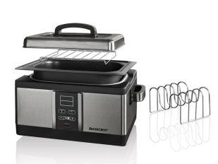 Silvercrest SVSV 550 B2 Sous-Vide-Garer im Angebot bei Lidl » Online