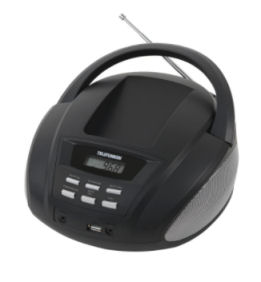 Telefunken R1008M Stereo-MP3-Radio