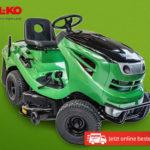 AL-KO T 17-103.8 Traktor-Rasenmäher im Angebot bei Hofer 14.4.2020 - KW 16