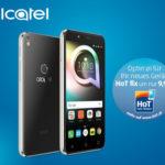 Hofer 9.2.2017: Alcatel 5080 Shine Lite Smartphone im Angebot
