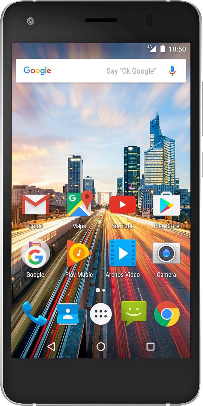 Archos 50f Helium Lite Smartphone im Angebot bei Kaufland [KW 4 ab 26.1.2017]