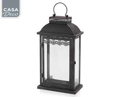 casa deco gartenlaterne aldi s d angebot ab 28 kw 13. Black Bedroom Furniture Sets. Home Design Ideas