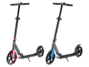 Crivit Big-Wheel-Scooter für 39,99€ bei Lidl