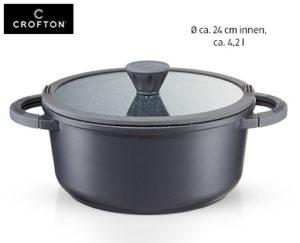 Crofton Aluguss-Kochtopf