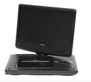 Denver MT-1080T2H Tragbarer TV- und DVD-Player