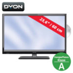 Dyon Core C24D+ 23,6-LED-HD-TV/DVD Fernseher im Angebot bei Real 12.1.2015 - KW 3