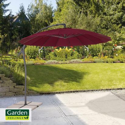garden feelings ampelschirm asia style im aldi nord angebot kw 12 ab 19. Black Bedroom Furniture Sets. Home Design Ideas